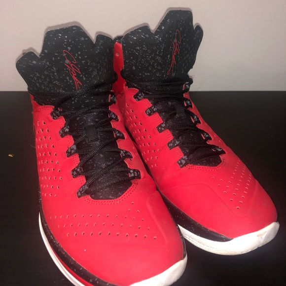 Jordan Melo M11 Basketball Gradeschool Boys Shoes Size 6
